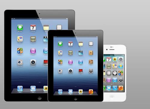 Apple iPad 4 iPhone 4S iPad 3