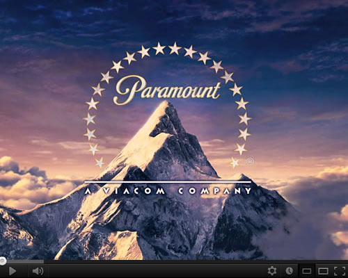 Paramount Logo Youtube Player