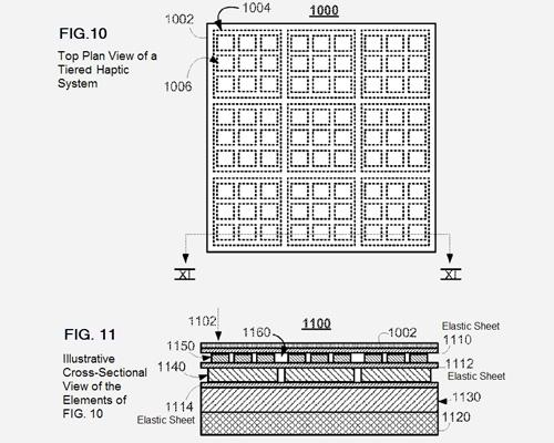 Apple Patent flexibles OLED-Display