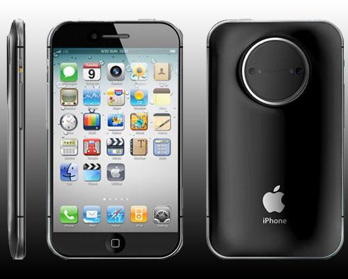 iPhone 5 2012 Ansichten