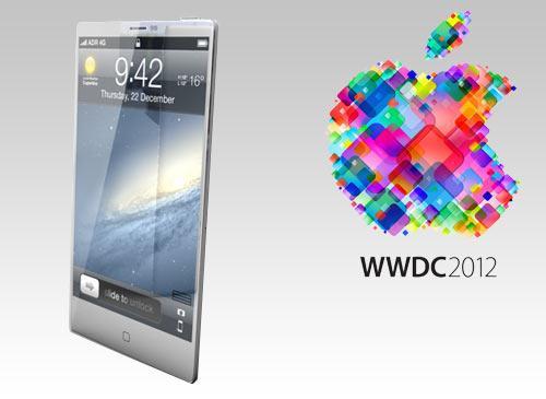 iPhone 5 2012 WWDC