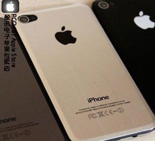 iPhone 5 Alu