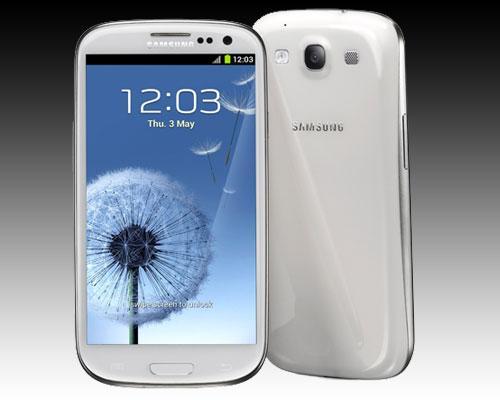 Samsung Galaxy S3 Weiß