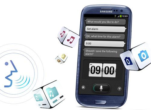 Samsung Galaxy S3 Voice
