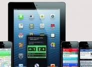 iPhone 5 mit Apple iOS