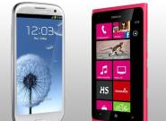 Samsung Galaxy S3 vs. Nokia