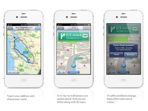 Apple Navigazion