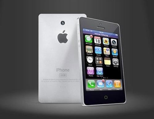 iPhone 5 Technik