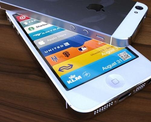iPhone 5 Prototypen