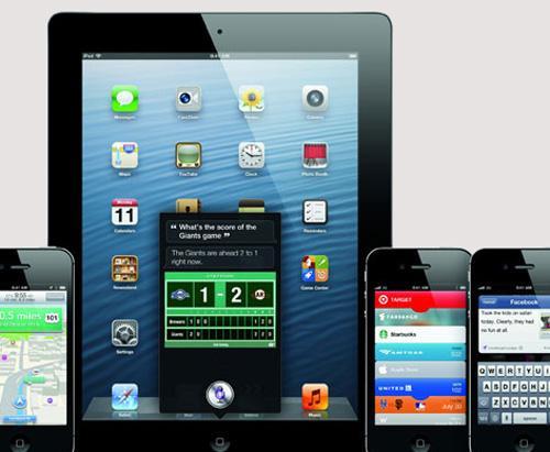 iPhone 5 mit Apple iOS 6