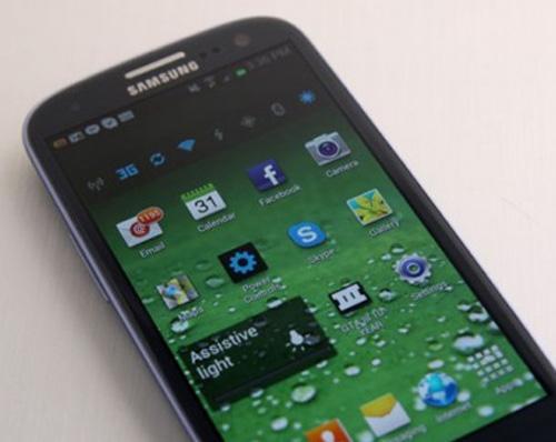 Samsung Galaxy S3 iPhone