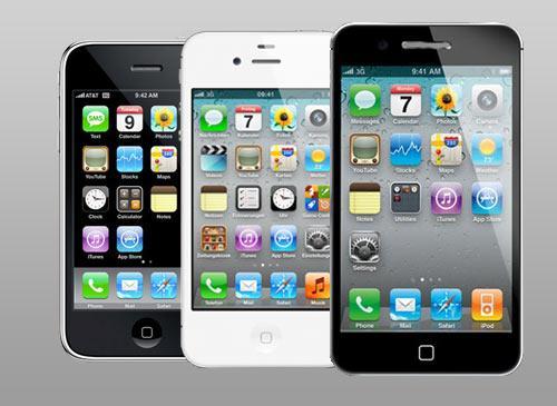 iPhone Gerneration 2012