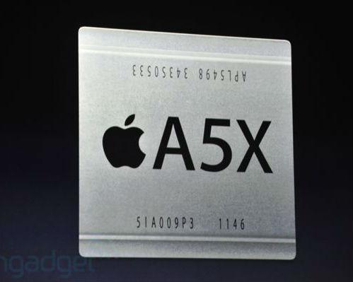 iPhone 5 mit Dual-Core-Prozessor A5X