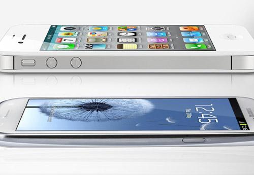 Samsung Galaxy S3 iPhone 4S