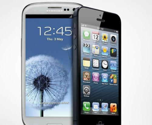 Samsung galaxy s3 vs iphone 5 top smartphones im video vergleich