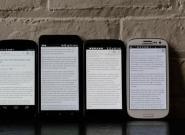 iPhone 5 Display im Vergleich