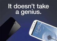 iPhone 5 vs. Samsung Galaxy