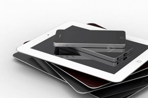 iPad 5 und iPhone 6