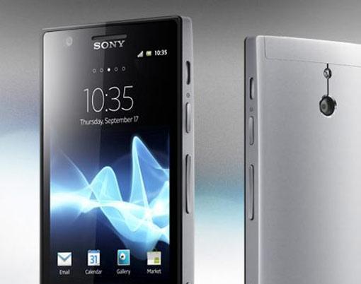 Sony Smartphone iPhone 5 Samsung Galaxy S3
