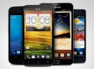 iPhone 5 und HTC One