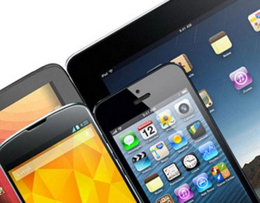 iPhone 5 bestes Smartphone 2012