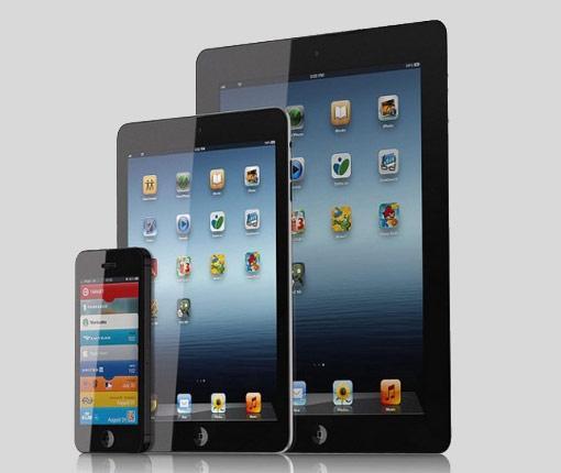 iPhone 5 und iPad Mini