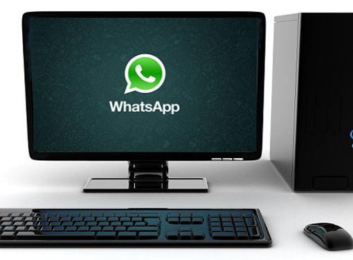 whatsapp f r pc so funktioniert der messenger unter windows 7. Black Bedroom Furniture Sets. Home Design Ideas