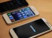 iPhone 5, Samsung Galaxy S3