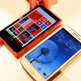 Samsung Galaxy S3 vs. Nokia