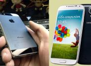 Test: Samsung Galaxy S4 vs.