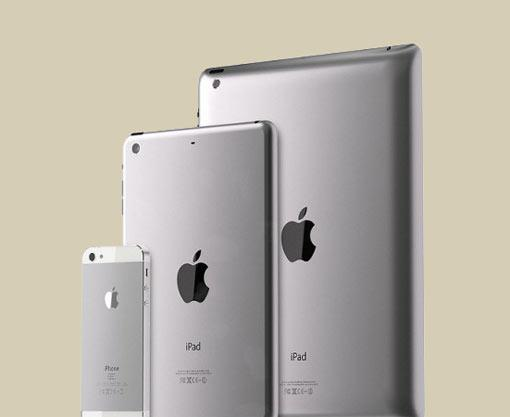 iPhone 5 und iPad unter iOS 6