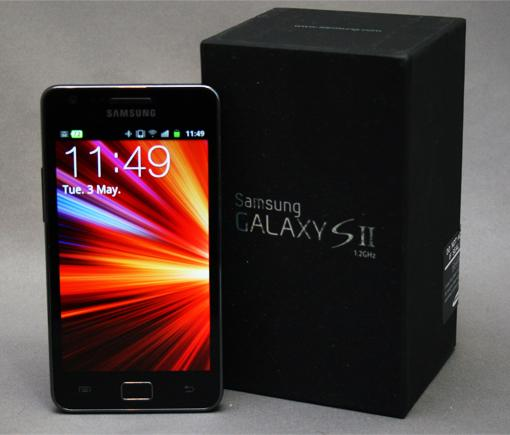 Samsung Galaxy S2: Update