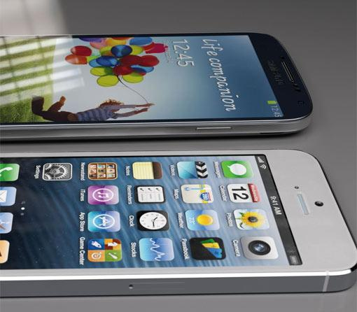 Samsung Galaxy S4 vs. iPhone 5: Preis