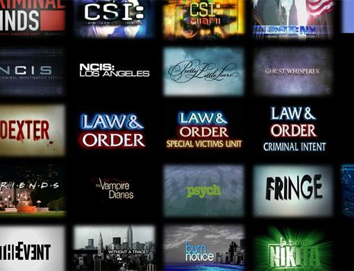 Legale TV-Serien im Internet