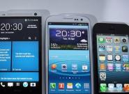 Video: Samsung Galaxy S4, iPhone