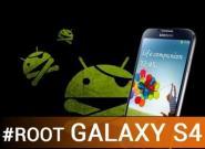 Samsung Galaxy S4 GT-I9500 auf