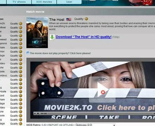 Movie2k.to offline: Laut Insidern