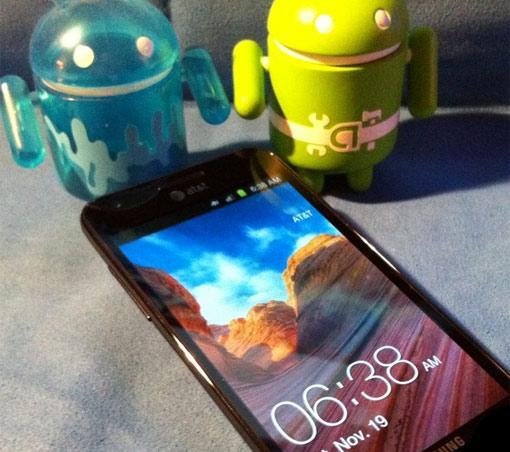 Samsung Galaxy S2: Update auf Android 4.2.2