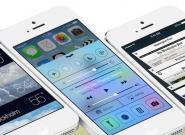 Neues Apple iOS 7 auf