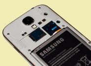 Samsung Galaxy S4: Akku schnell