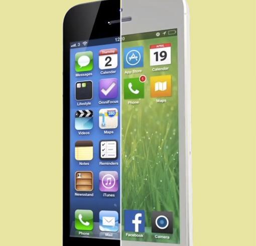 Apple iOS 7 zurücksetzen