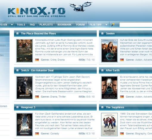 Kinos.to soll offline gehen