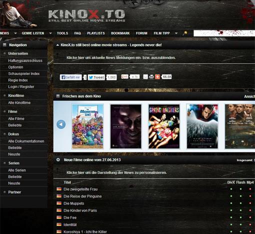 Kinos.to Filme online