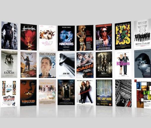 Online-Filme als Stream