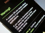 Samsung Galaxy S2: Android 4.3