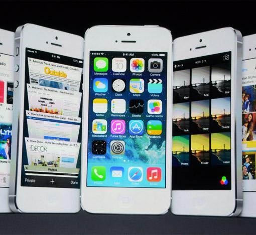 iOS 7 installieren auf dem iPhone 5, iPhone 4S, iPad
