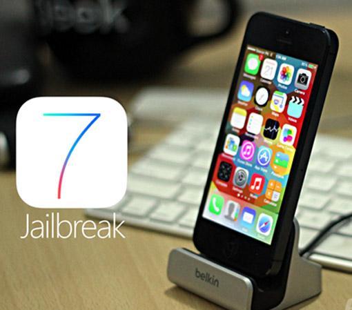 iOS 7 Jailbreak für iPhone 5S