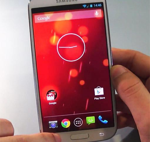 Samsung galaxy s4 ist bestes handy 2013 laut stiftung warentest