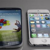 iPhone 5S vs. Samsung Galaxy