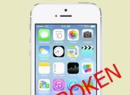 iOS 7 News: Tethered Jailbreak